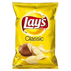 Lay's original chips