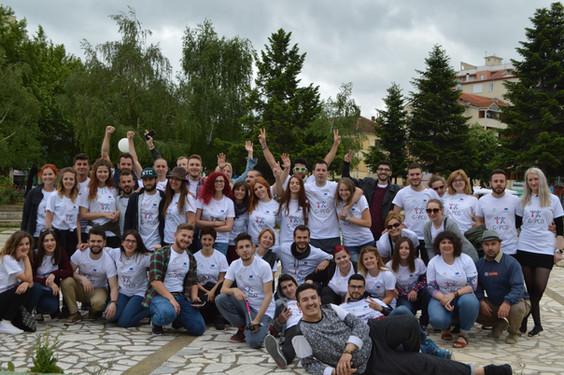 The Flash Mob- Orestes Ioannidis