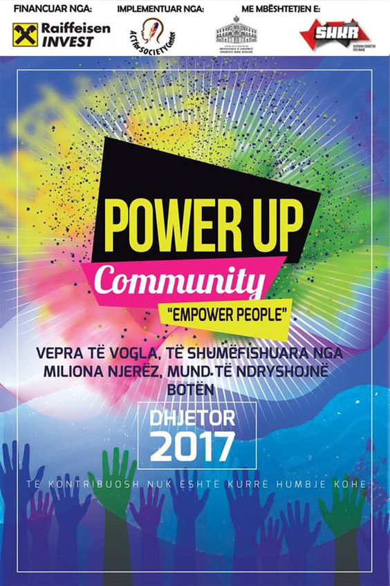 Power Up Community