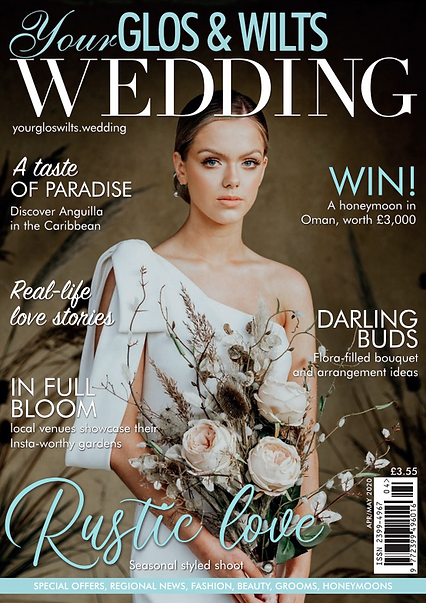 cotswold bridal hair