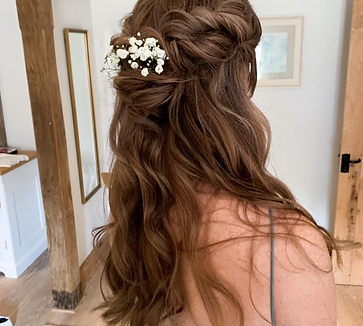 Prom hair cheltenham