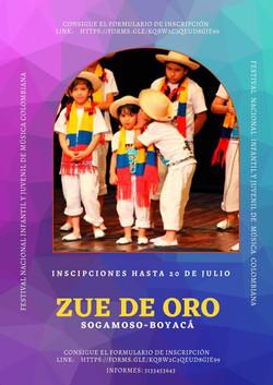 FESTIVAL ZUE DE ORO 2021