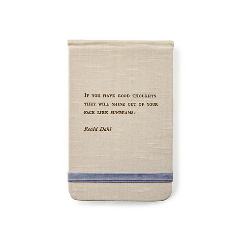 Roald Dahl Notepad