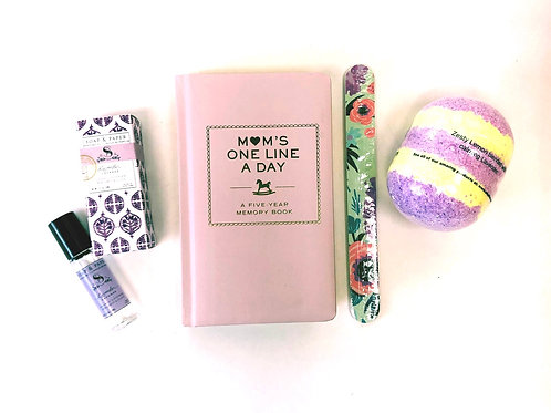 Moms Care Package Gift Set