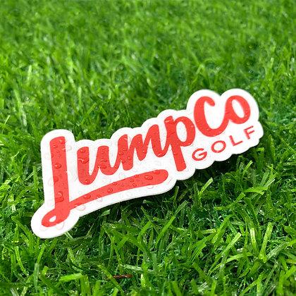 LumpCo Sticker