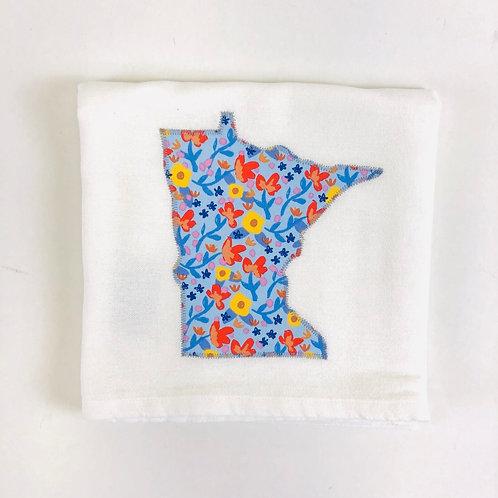 Handmade Minnesota Towel