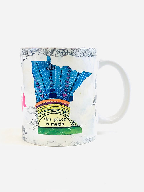 This Place is Magic Coffee Mug