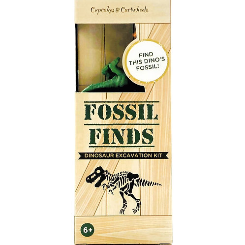 Fossil Finds Dinosaur Excavation Kit