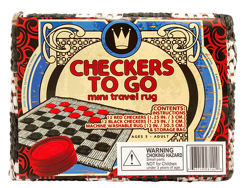Checkers to Go Game