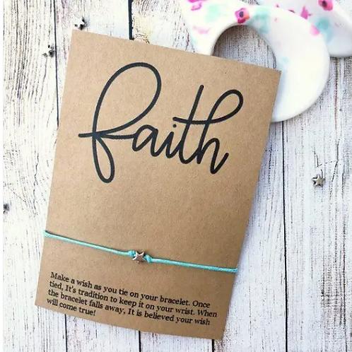 Faith Wish Bracelet