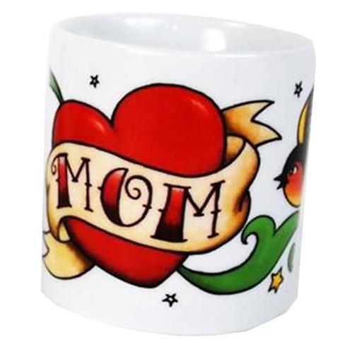 Mom Tattoo Mug