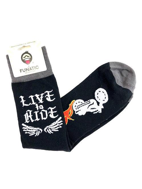 Men's Live to Ride Socks
