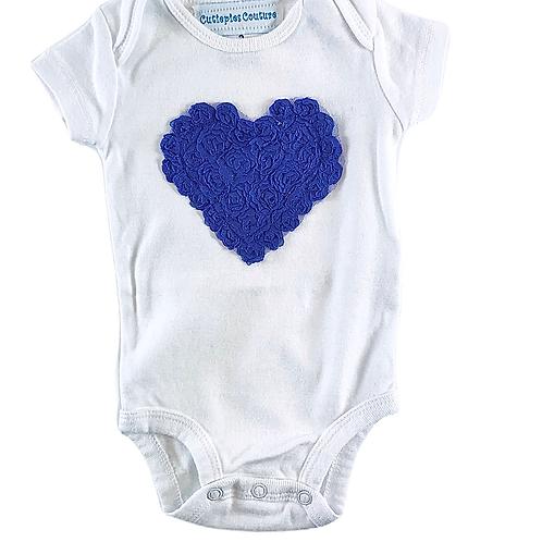 Heart Baby Onesie
