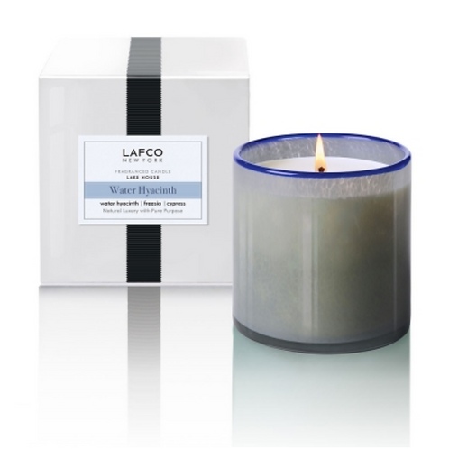 Lafco Candle- Water Hyacinth-15.5 oz.