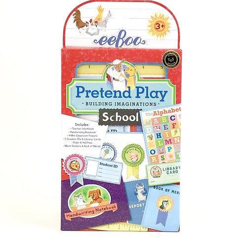 Pretend Play- School