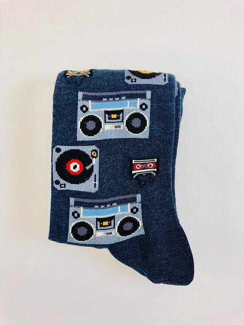 Men's Boom Box Socks