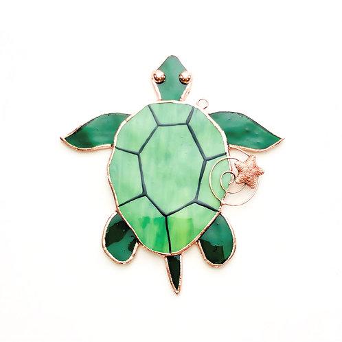 Sea Turtle Sun Catcher