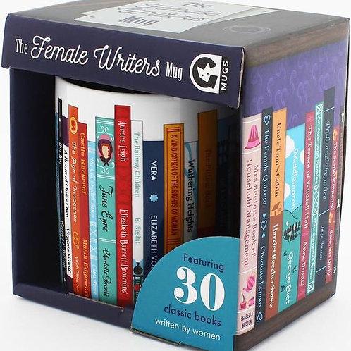 Female Writers Mug