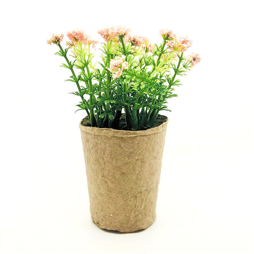 Spring Flowers- Pink
