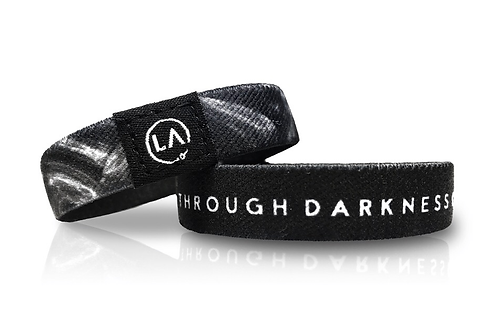 Through Darkness Comes Light Refocus Band