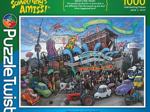 Minnesota State Fair Puzzle- 1000 Pieces