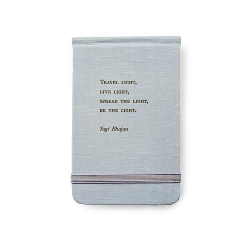 Yogi Bhajan Notepad