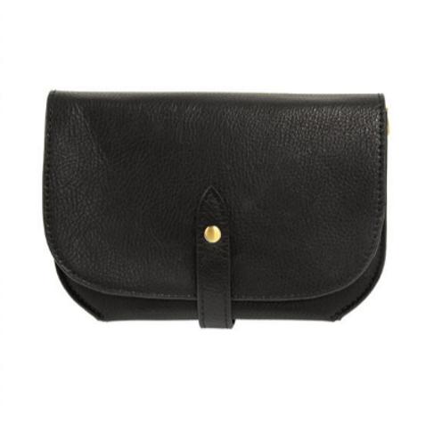 Convertible Belt Bag- Black