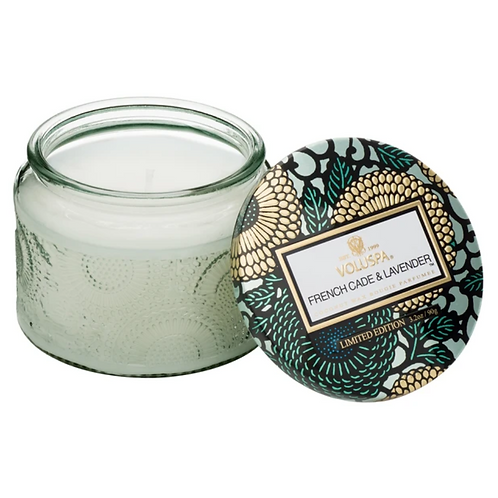 French Cade Lavender Petite Candle