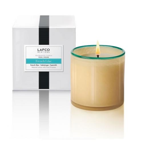 Lafco Candle- Fresh Lilac-15.5 oz.