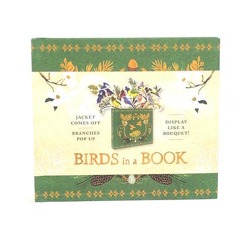 Birds in a Book Boquet Book