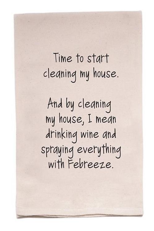 Febreeze Dish Towel