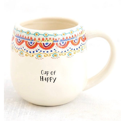 Cup of Happy Mug