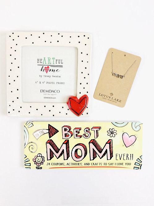 Best Mom Gift Set