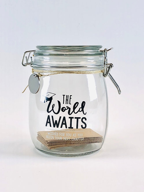 "Graduation ""Wish"" Jar"