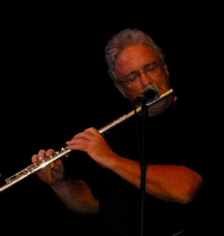 Keith on Flute Aug. 2013