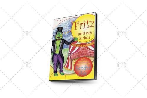 Fritzi und der Zirkus DVD