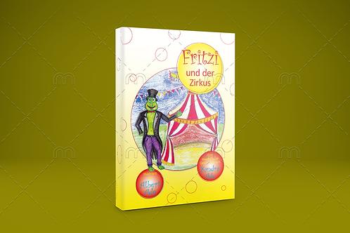 Fritzi und der Zirkus BUCH
