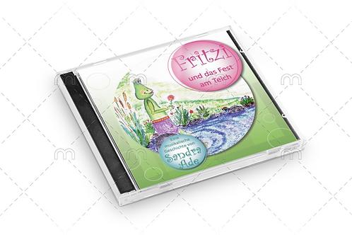 Fritzi und das Fest am Teich CD
