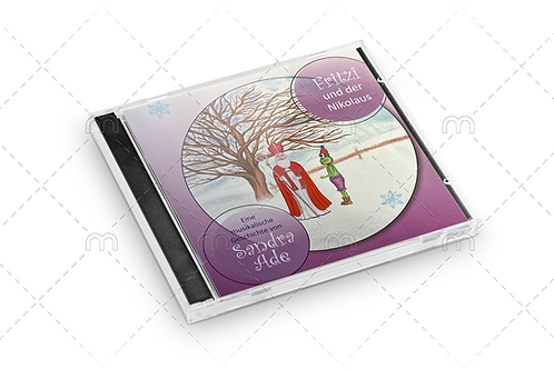 Fritzi und der Nikolaus CD