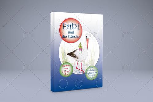 Fritzi und die Störche BUCH