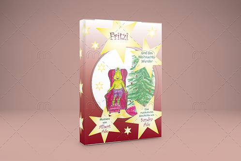 Fritzi und das Weihnachtswunder BUCH