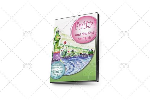 Fritzi und das Fest am Teich DVD