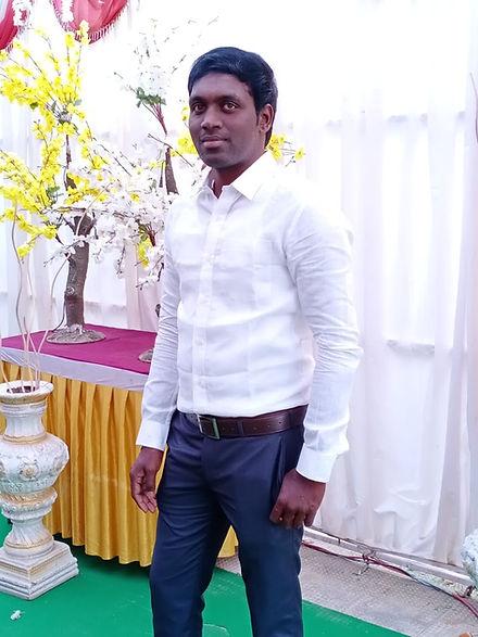 S V SHASHANK GUPTHA