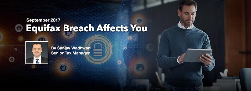ECS September Newsletter: Equifax Breach Affects You