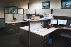 ECS Financial Services Desks