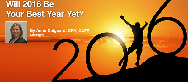 Will 2016 Be Your Best Year Yet?