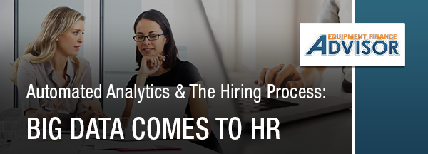 Automated Analytics & the Hiring Process