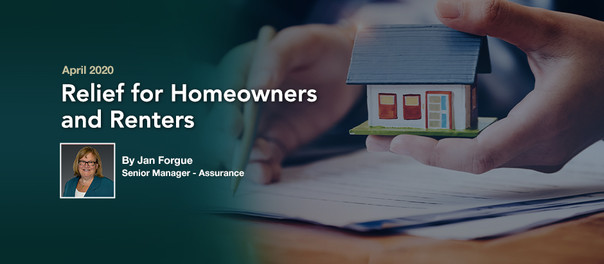 Relief for Homeowners and Renters