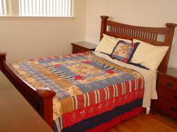 ECS Intern house bedroom