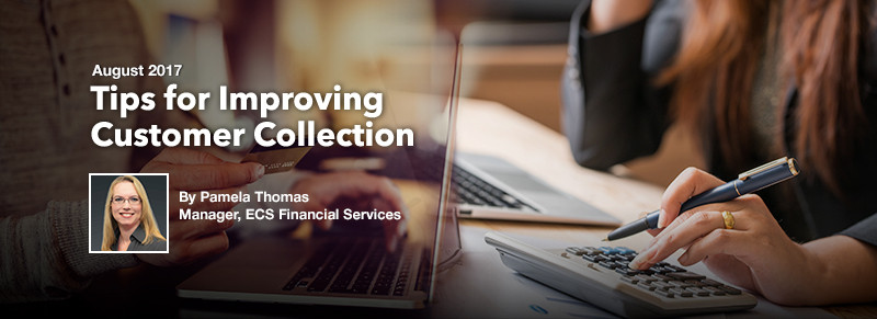 ECS August Newsletter: Tips for Improving Customer Collection